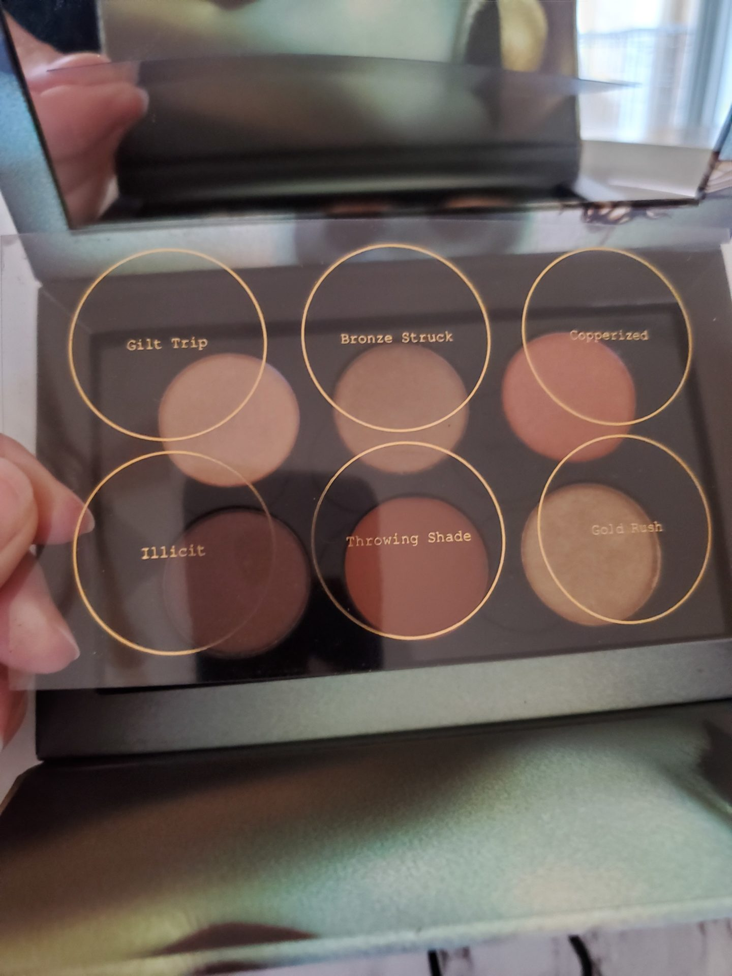 Pat McGrath Labs Bronze Ambition