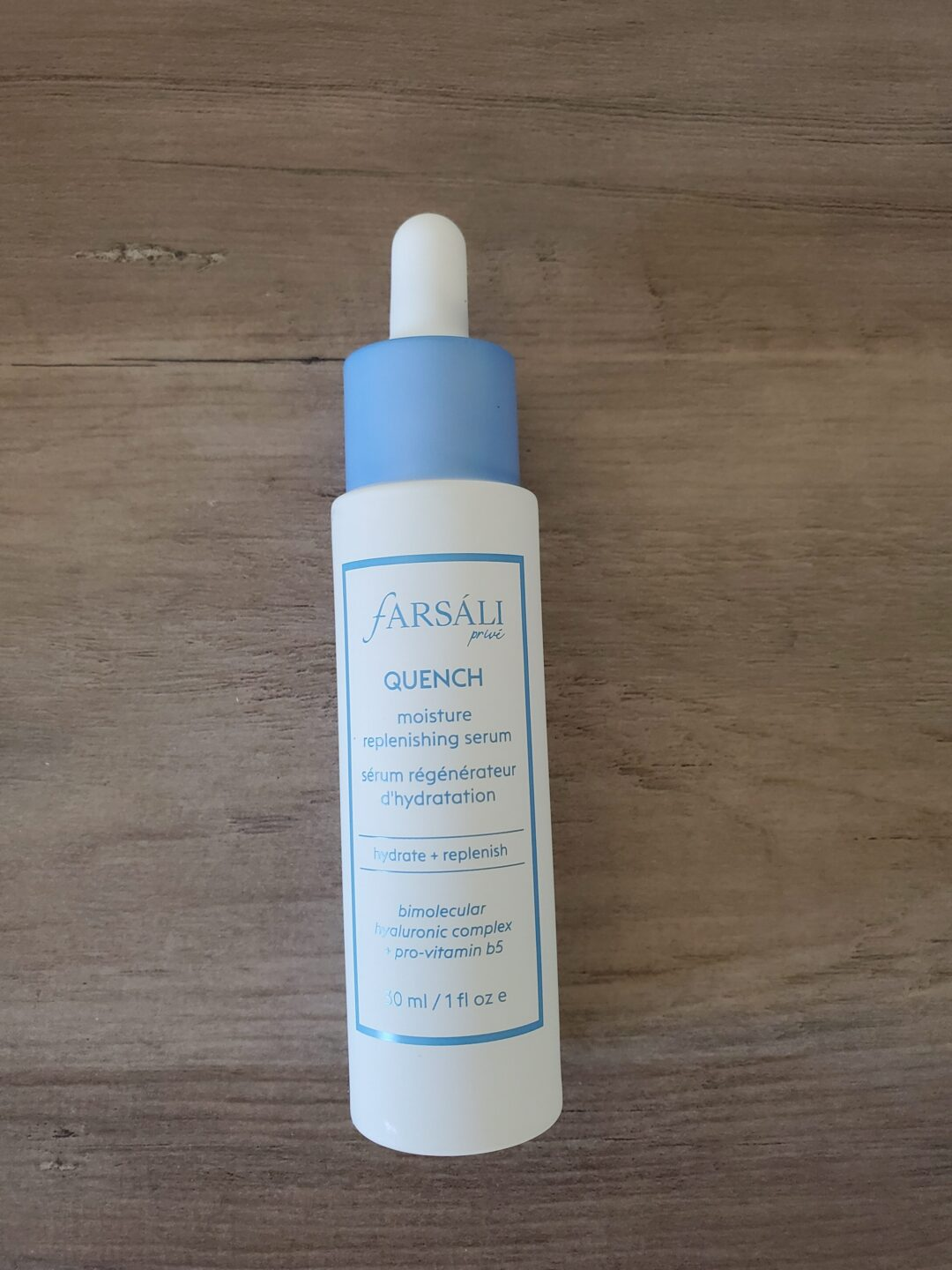 Farsali Quench Serum